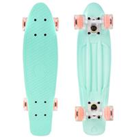 01- Cal 7 22 Complete Mini Cruiser Plastic Skateboard