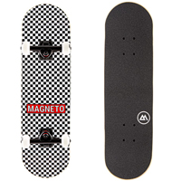 05 - Magneto Kids Skateboard Maple Deck with Components