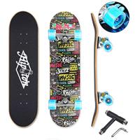 08 - Hipoten Skateboard - 32 Complete Professional Skateboard