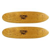 09 - MPI NOS Mahogany Skateboard Deck