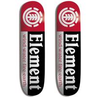 10 - Element Section #9 Skateboard Deck