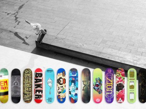 best skateboard deck brands