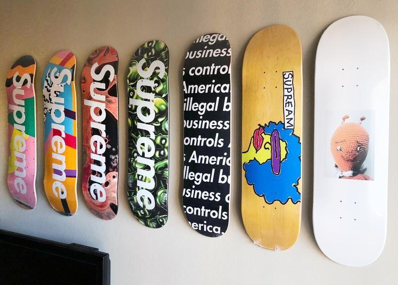 Make Skateboard Deck At home