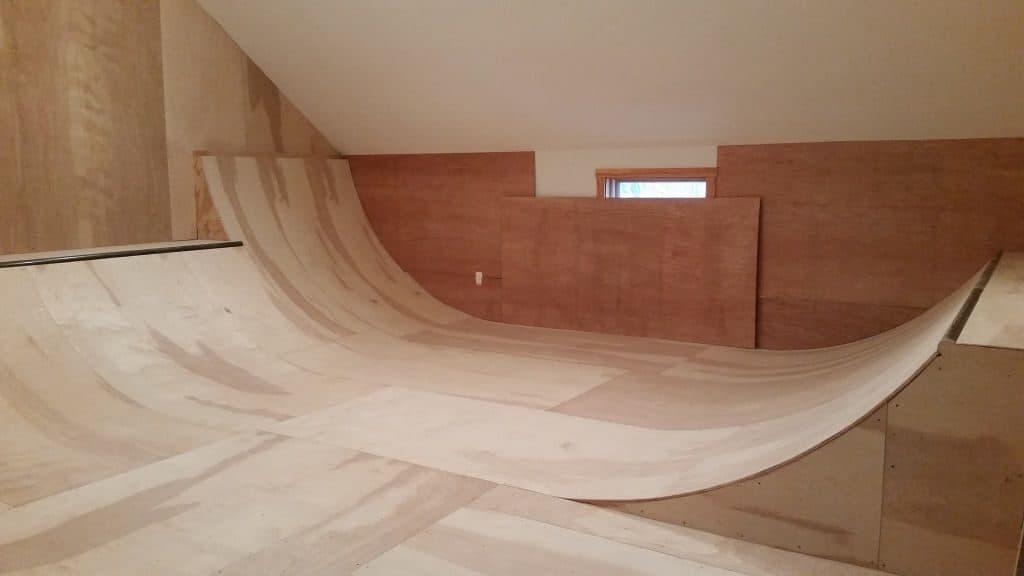 how to make skateboard ramp