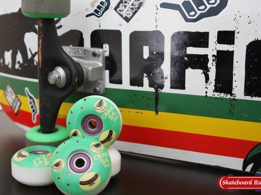 how do skateboard bearings work