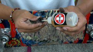 How To Lubricate Skateboard Bearing